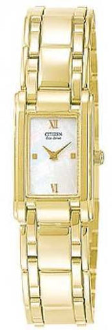 BAND & PINS COMBO: Citizen Watch Bracelet Gold Tone Stainless Steel Part # 59-H1338 With Band to Case Pins