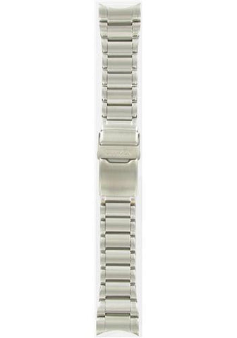 BAND & PINS COMBO: Citizen Watch Bracelet  Stainless Steel  Part # 59-S02776 with Band to Case Pins