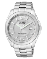 BAND & PINS COMBO: Citizen Watch Bracelet Silver Tone Stainless Steel Part # 59-S04125 With band to Case Pins