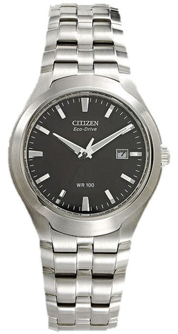 BAND & PINS COMBO: Citizen Watch Bracelet Silver Tone Stainless Steel Part # 59-S04809 With Band to Case Pins