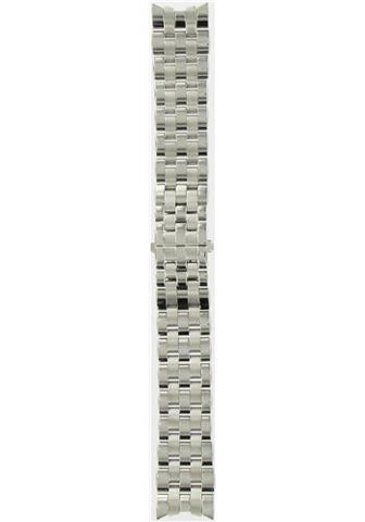 **DISCONTINUED** BAND & PINS COMBO: Citizen Watch Bracelet  Silver Tone Stainless Steel Part # 59-S02857 With Band to Case Pins