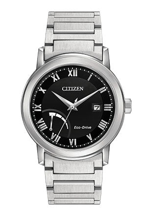 ** NEW SLIGHTLY SCRATCHED 25% OFF ** BAND & PINS COMBO: Citizen Watch Bracelet Silver Tone Stainless Steel Part # 59-S06640 With Band to Case Pins