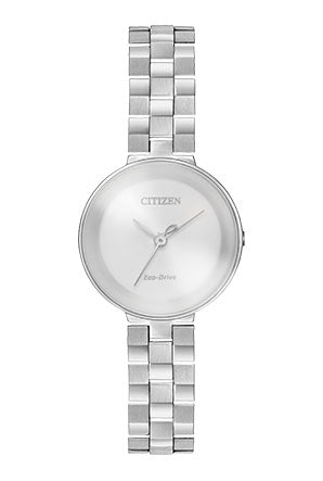 ** NEW SLIGHTLY SCRATCHED 25% OFF ** BAND & PINS COMBO: Citizen Watch Bracelet Silver Tone Stainless Steel Part # 59-S06657 With Band to Case Pins