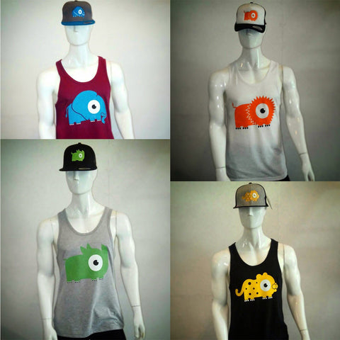 Vests - Tank Tops