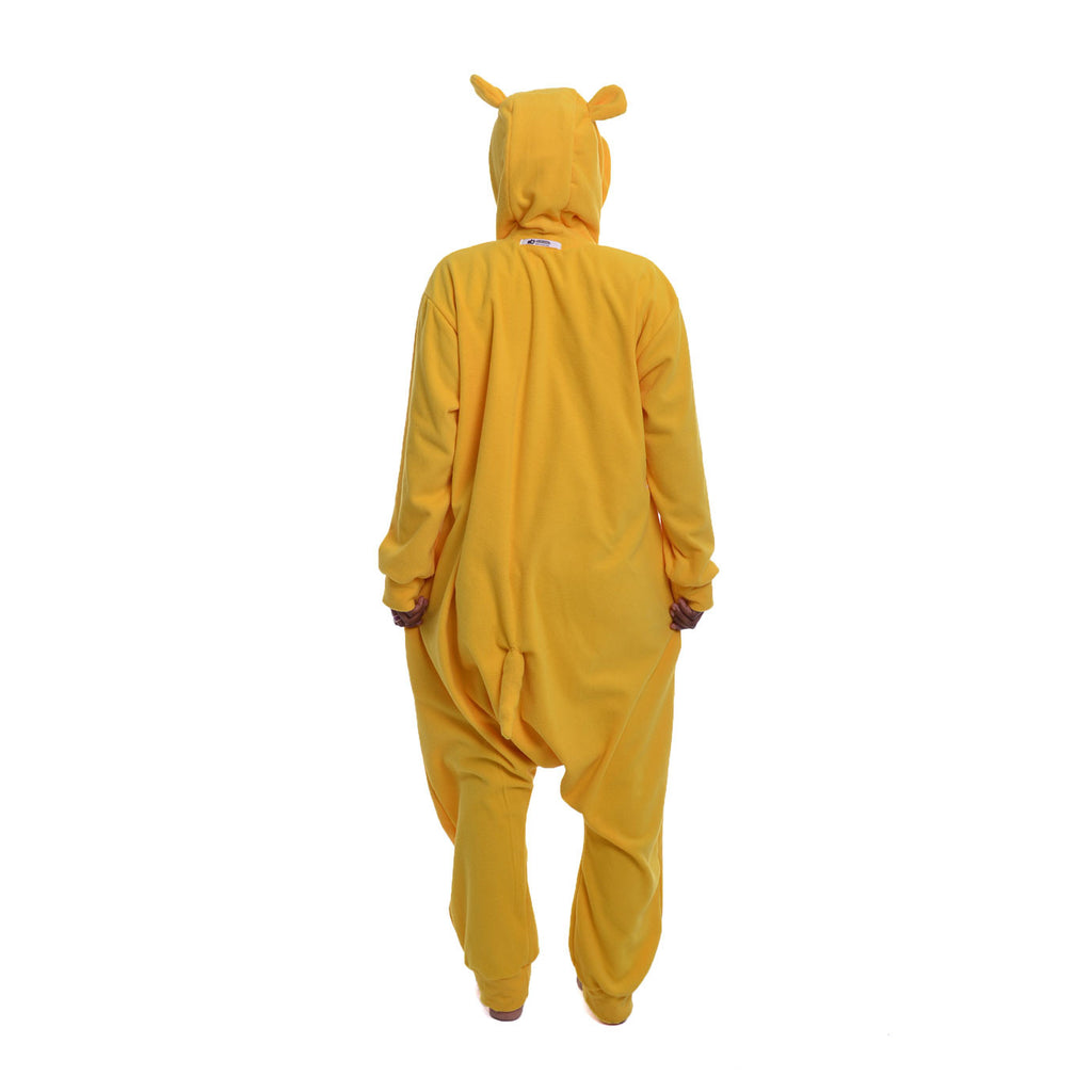 Yellow Dog Onesie (yellow) inspired by Jake the Dog