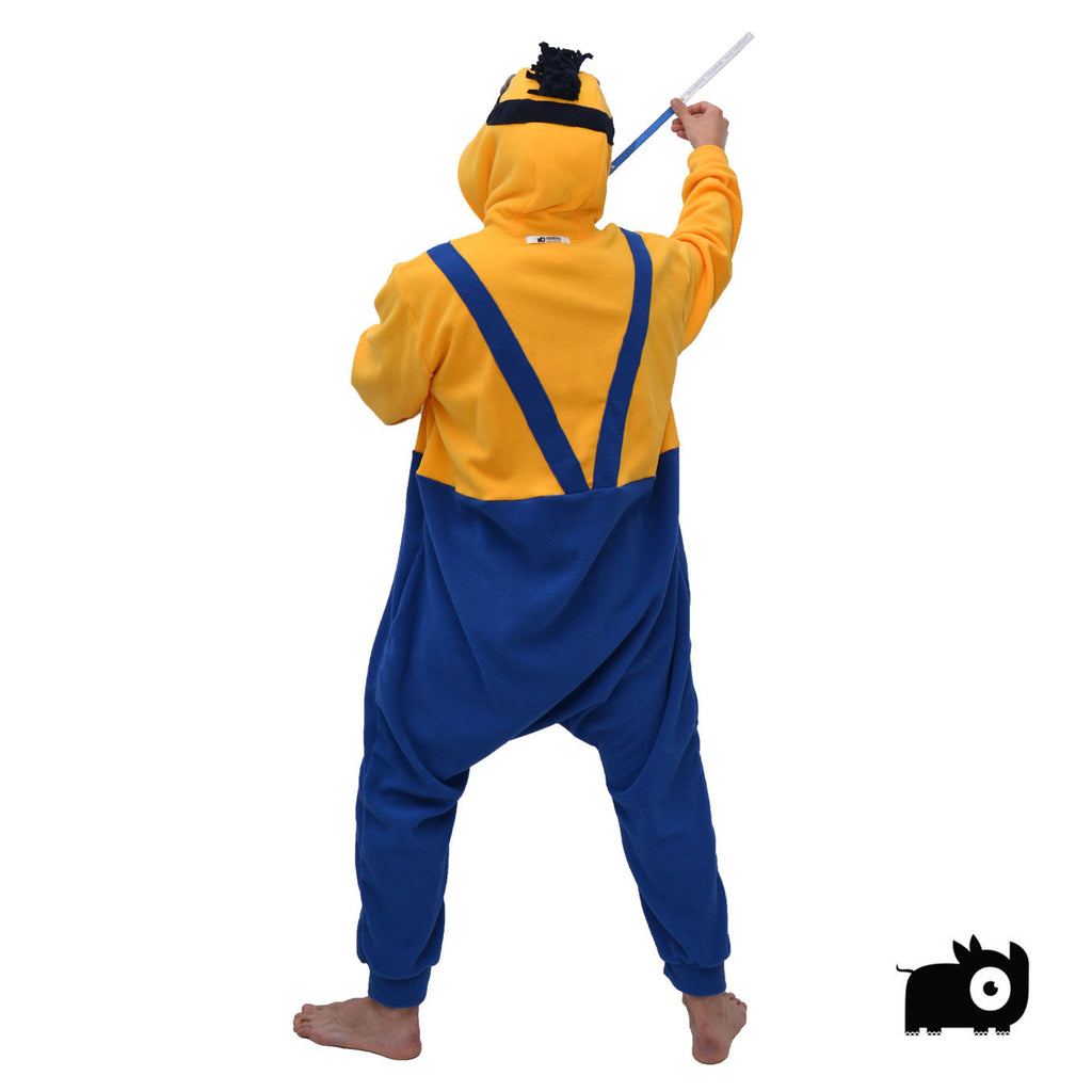 Monster with one eye Onesie (yellow/blue) inspired by Minions