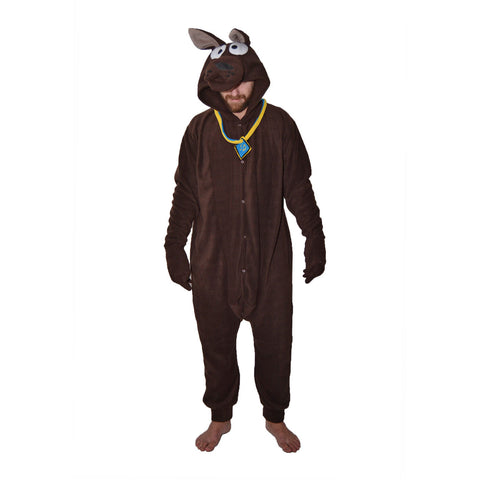 Doberman Onesie (brown) inspired by Scooby Doo