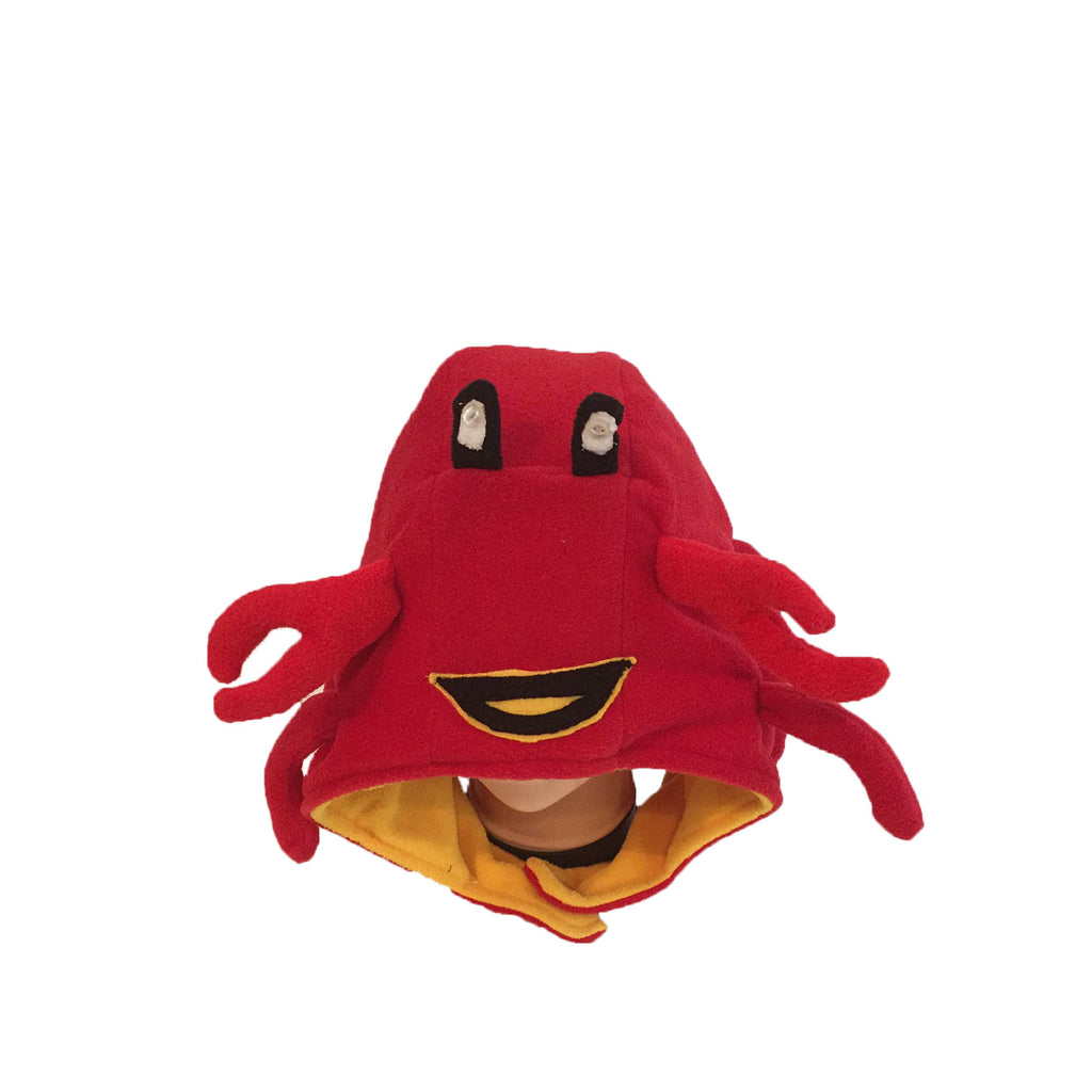 Crab (red/yellow)