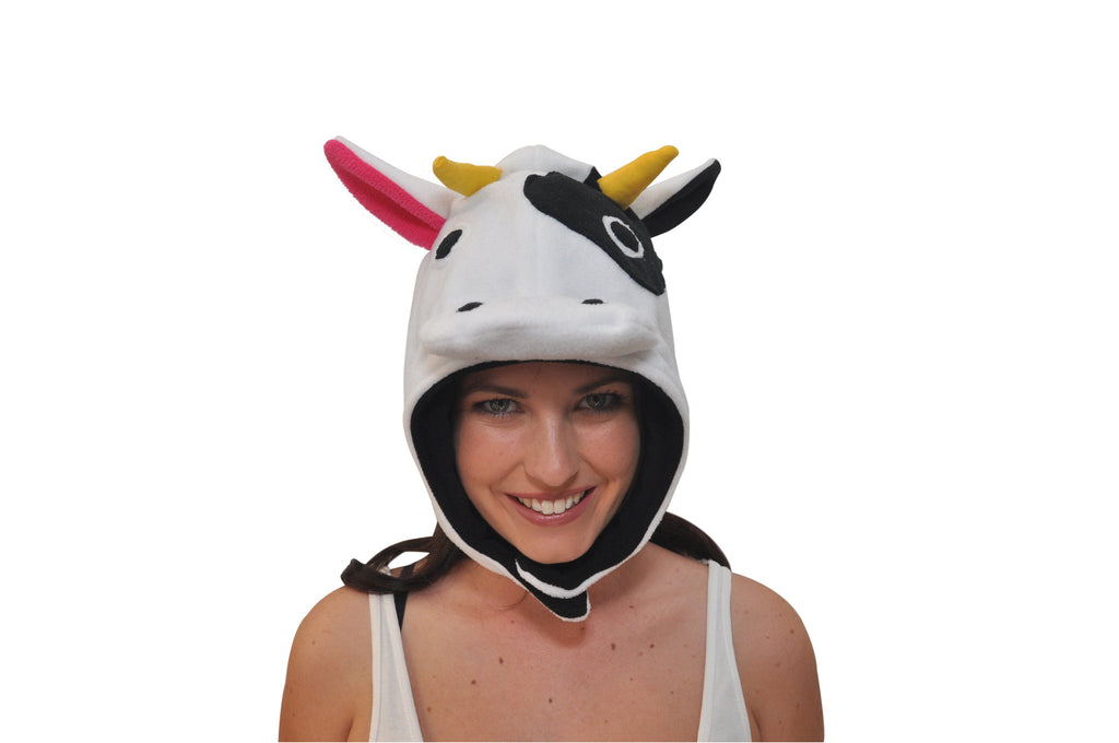 cow hat by afreaka.co.za