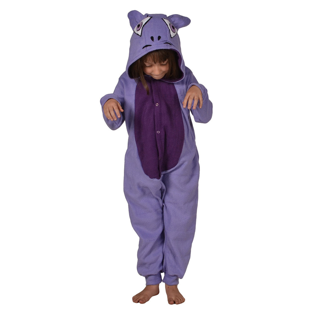 Lilac Cat Poke em on Onesie (lilac/purple): KIDS inspired by Mewtwo