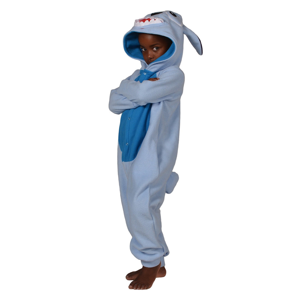 light blue onesie for adults
