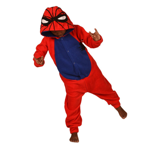 Red & Blue Spider Onesie (red/blue): KIDS inspired by Spiderman