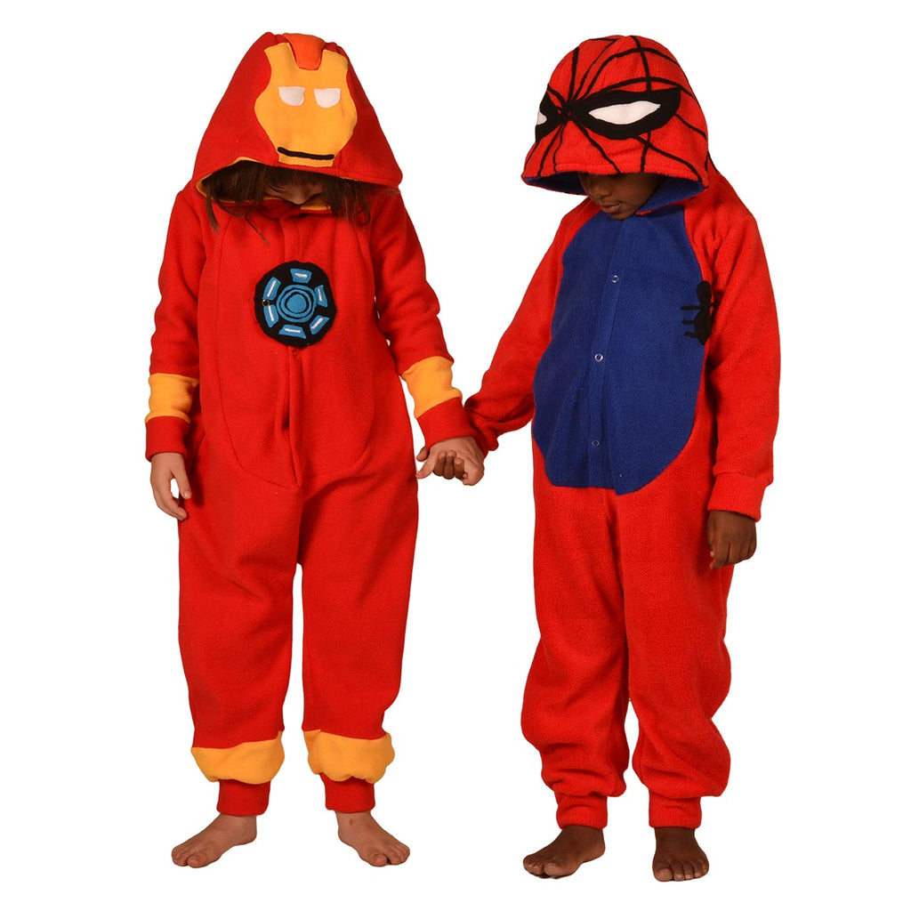 Rocket Man Onesie (red/yellow): KIDS inspired by Ironman