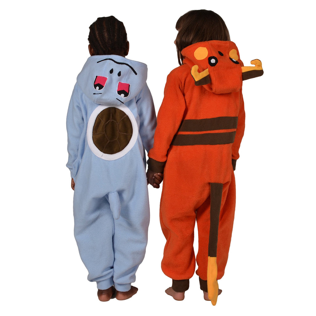 Rodent Poke em on Onesie (orange/white): KIDS inspired by Raichu