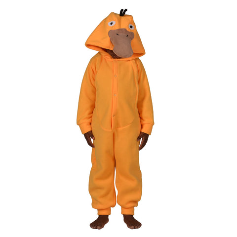 Duck Poke em on Onesie (yellow): KIDS inspired by Psyduck
