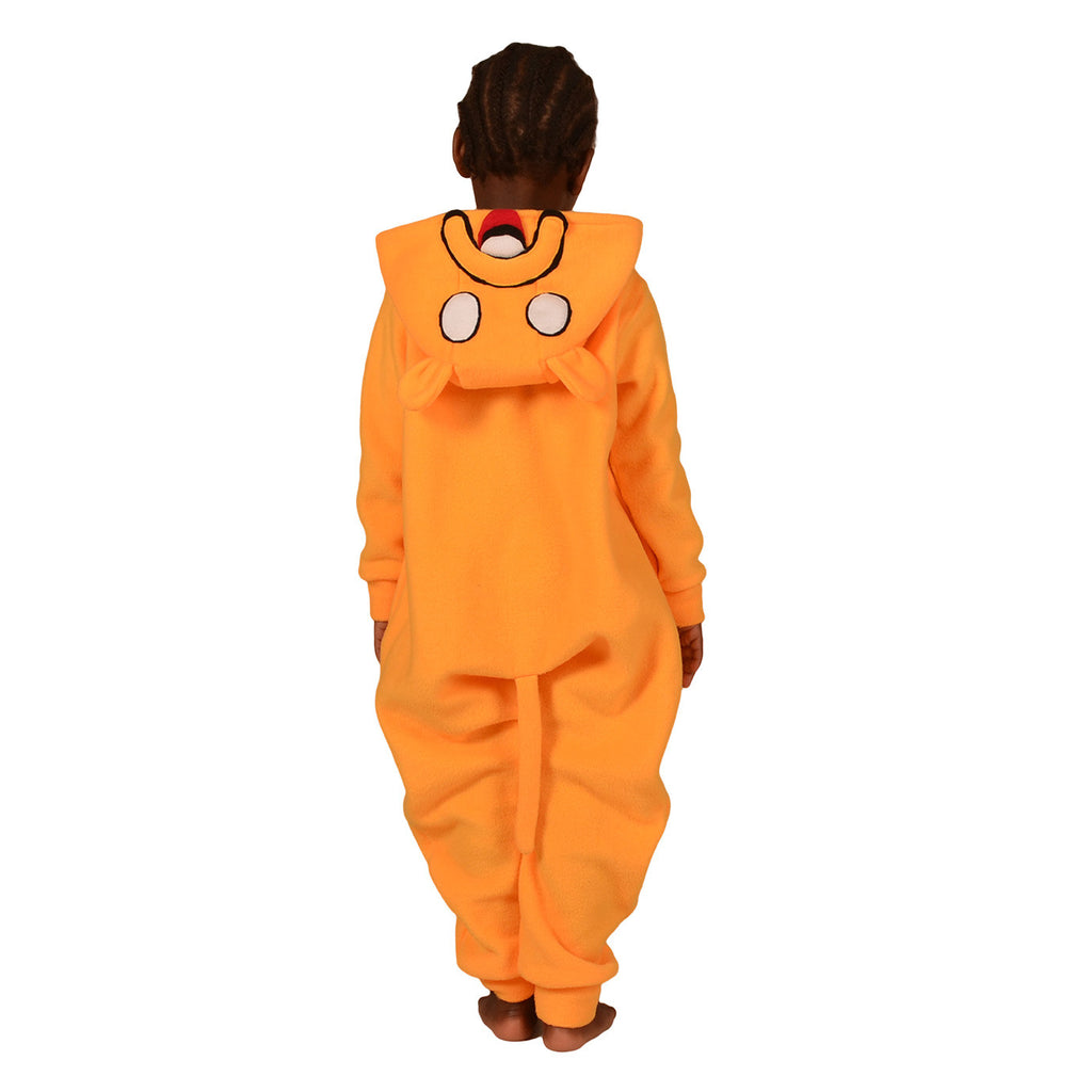 Yellow Dog Onesie (yellow): KIDS inspired by Jake the Dog
