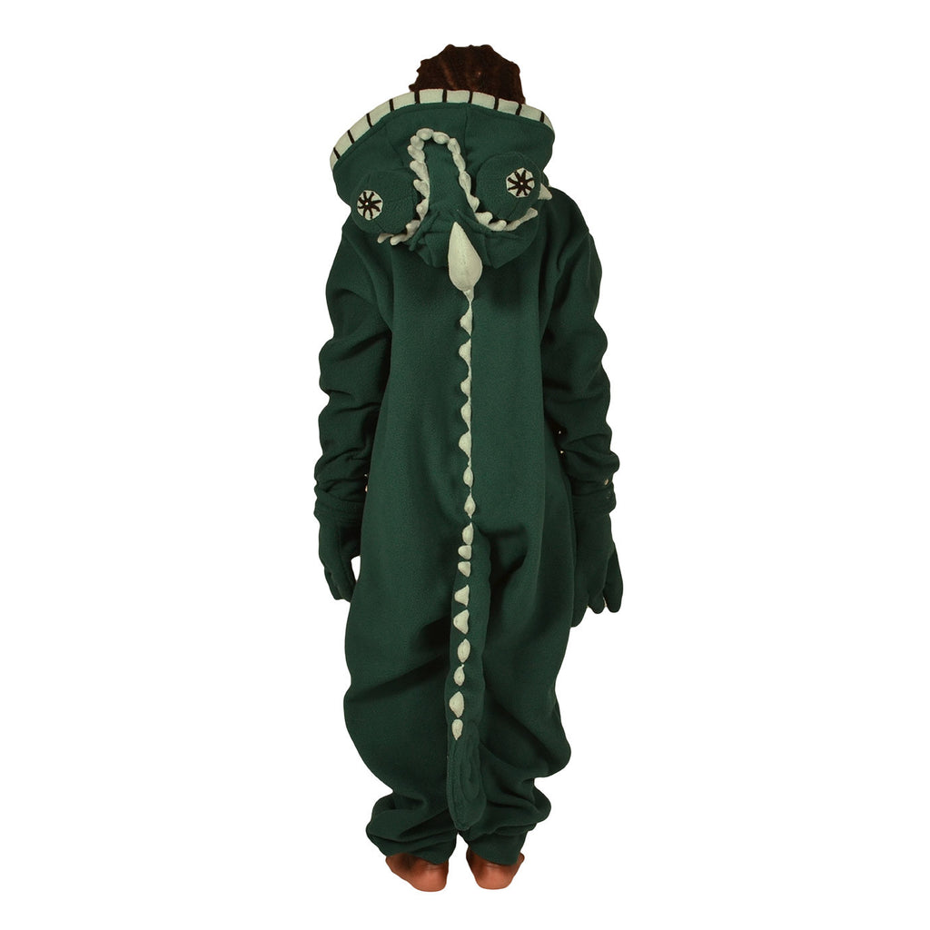 Chameleon Onesie (green/mint): KIDS