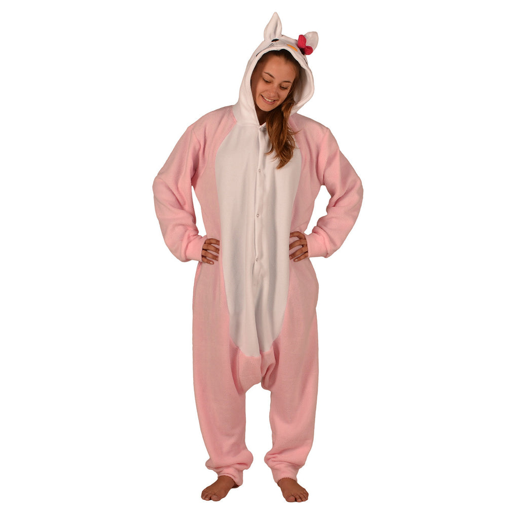 Kitty Onesie (pink/white) inspired by Hello Kitty