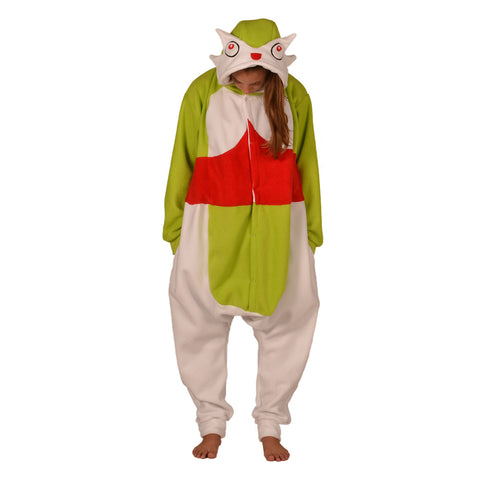 Fairy Pok em on Onesie (lime green/white) inspired by Gardevoir