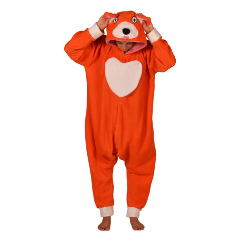 Corgi Onesie (orange/white)