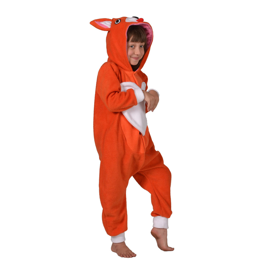 Corgi Onesie (orange/white): KIDS