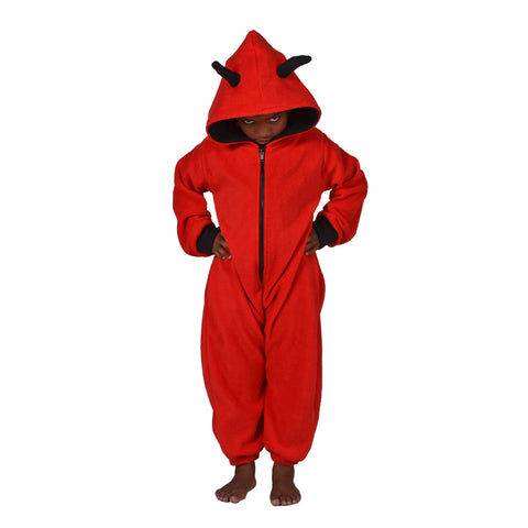 Devil Onesie (red / yellow / green / blue / purple / orange): KIDS