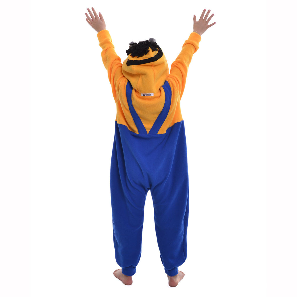 Monster with one eye Onesie (yellow/blue): KIDS inspired by Minions