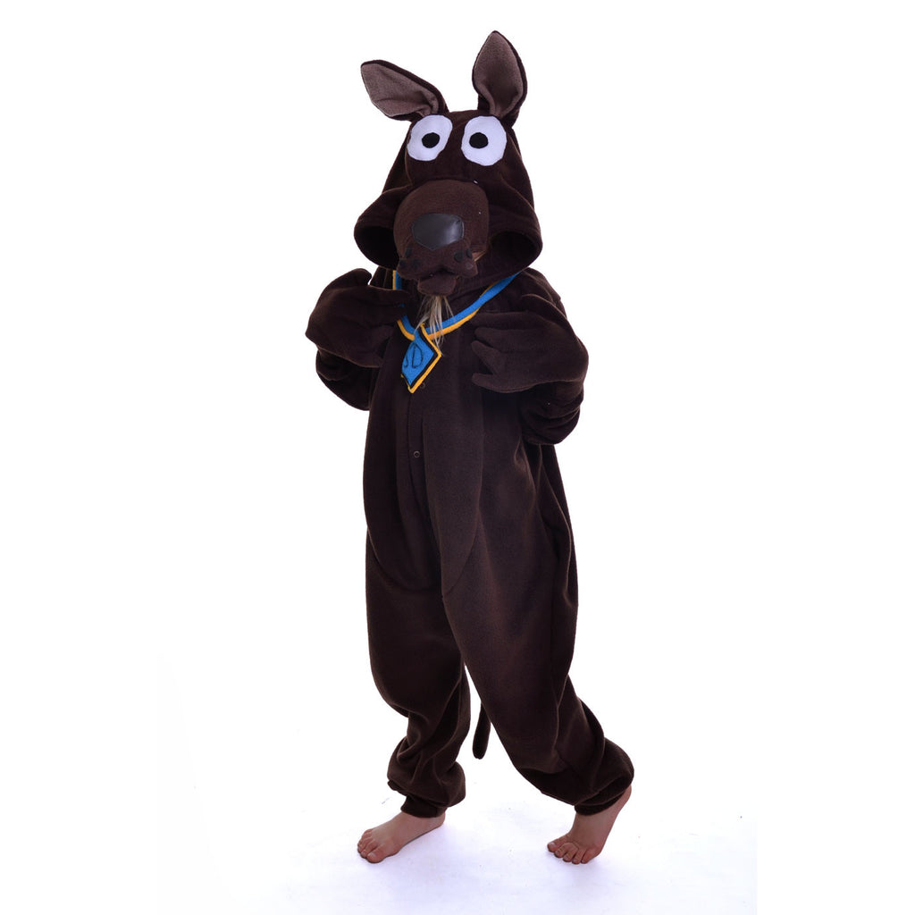 Doberman Onesie (brown): KIDS inspired by Scooby Doo