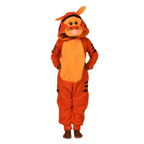 Happy Tiger Onesie (orange/yellow): KIDS inspired by Tigger