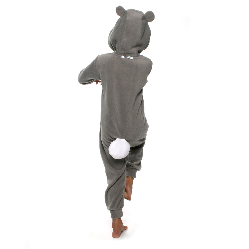 Koala Onesie (grey/white): KIDS