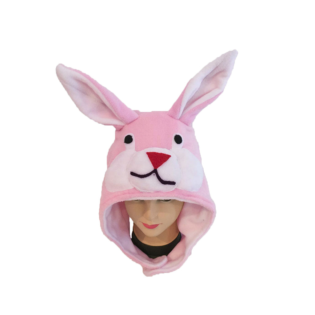 Pink Bunny (pink/white)