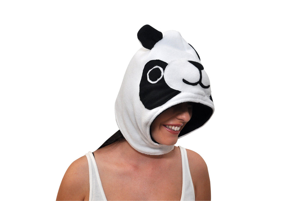 panda hat by by afreaka.co.za