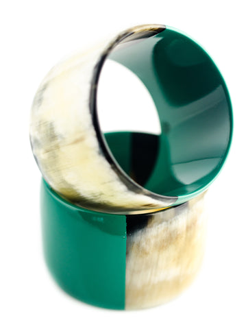 Ivylish Green Mint Lacquer Bangle
