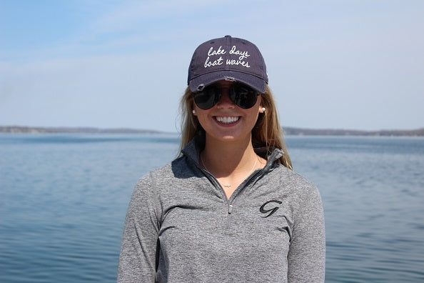 Lake Days Hat