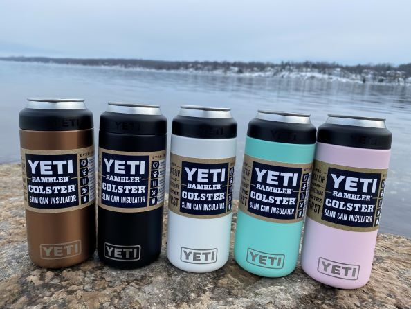 YETI Slim 12oz. Can Colsters