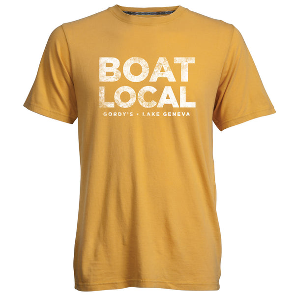 Boat Local SS Tee