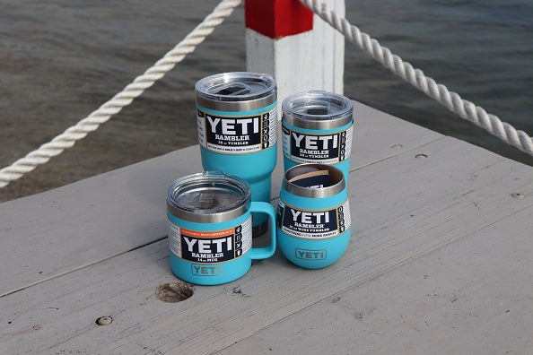 Yeti Reef Blue Wine