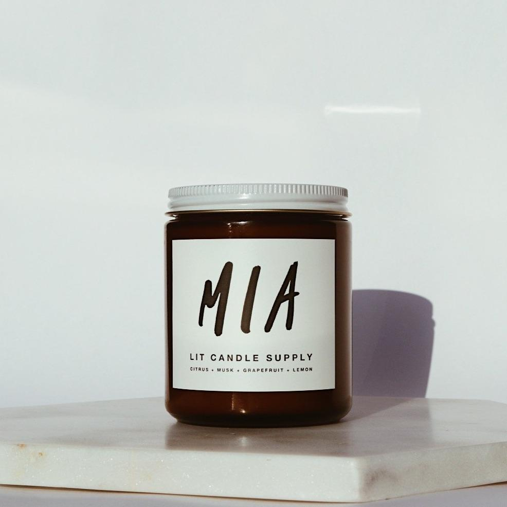 MIA - Lit Candle Supply