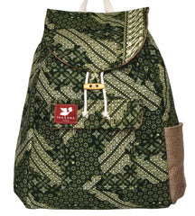 New Indonesia Tote - Green