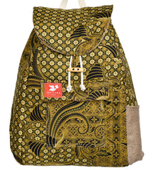 Gold Indonesia Tote