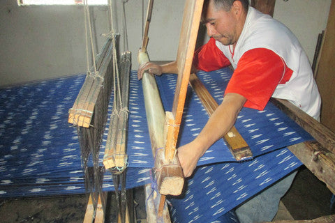 Guatemala Loom Fabric