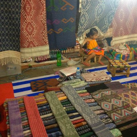 Indonesia Fabric Shop
