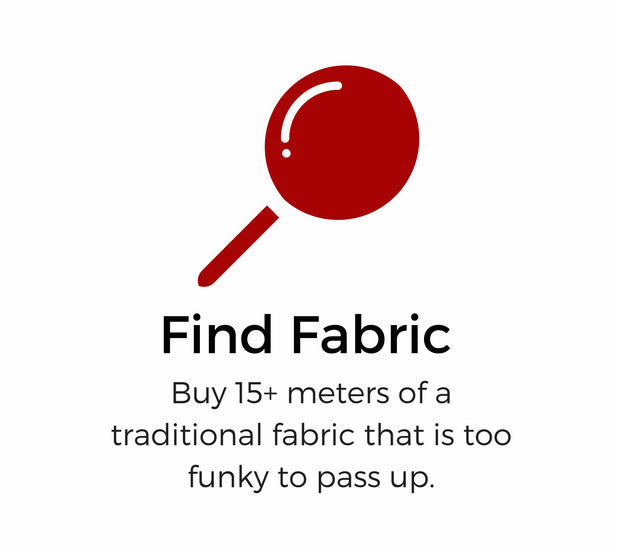 Find Fabric Explanation: Find Fabric