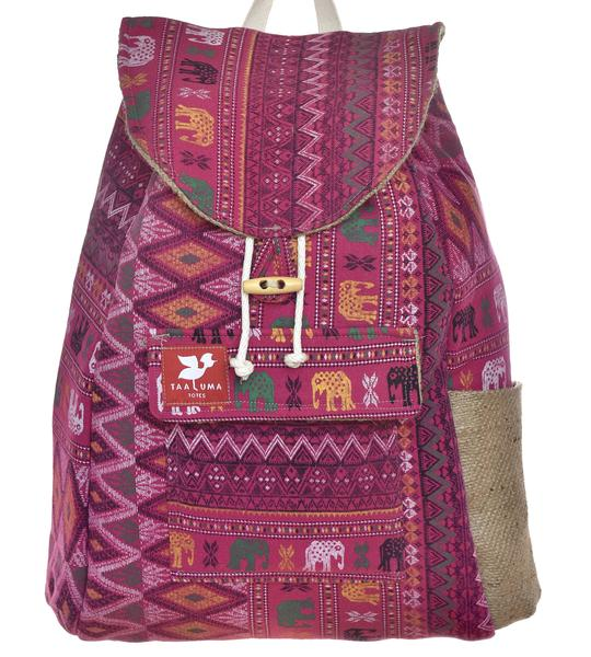 Laos Tote (by DeVon Thai)