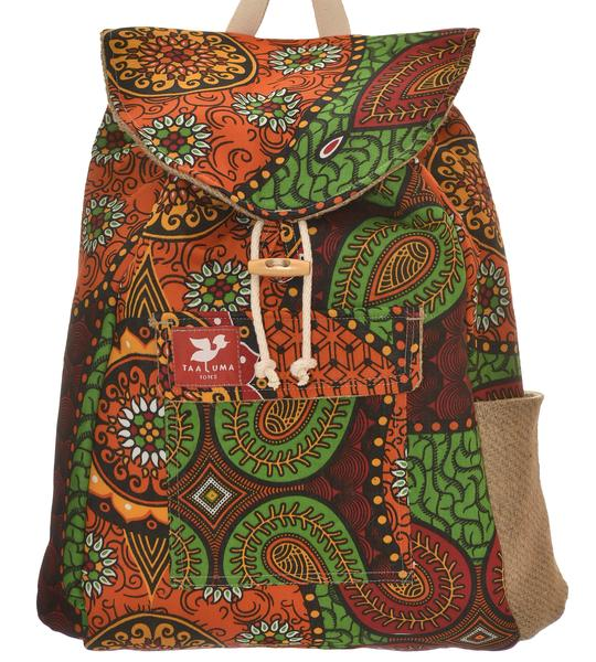 Tanzania Tote (by Kayla Griffith)