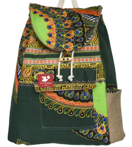 Zimbabwe Tote (by Allanagh Spratling)