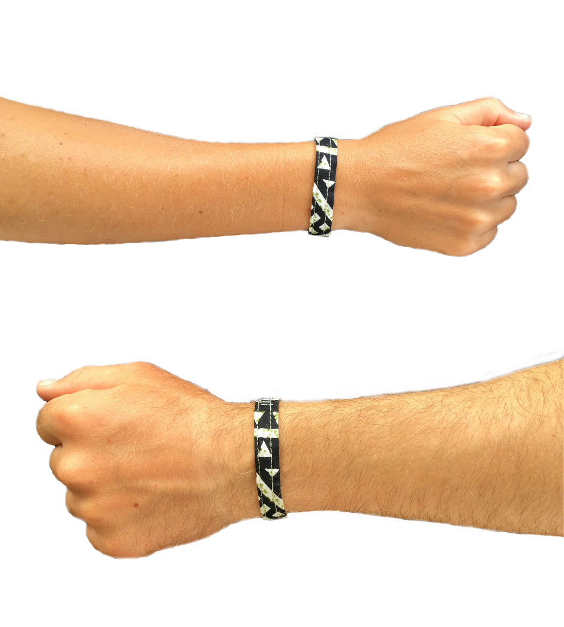 Taaluma Wristbands (3-pack)