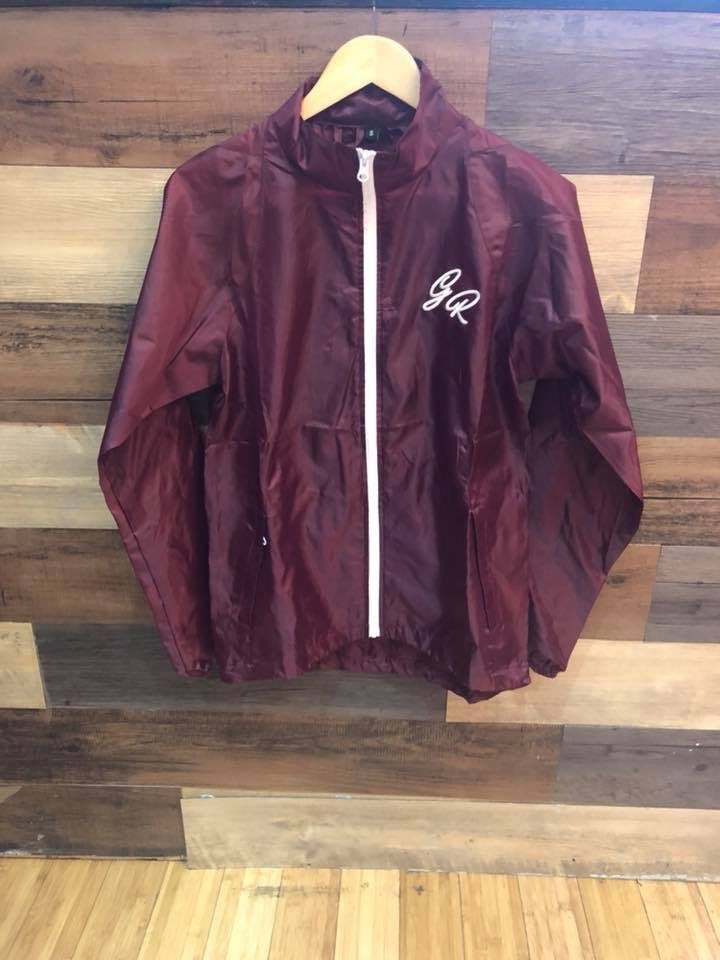 Gymragz Marron Wind Breaker
