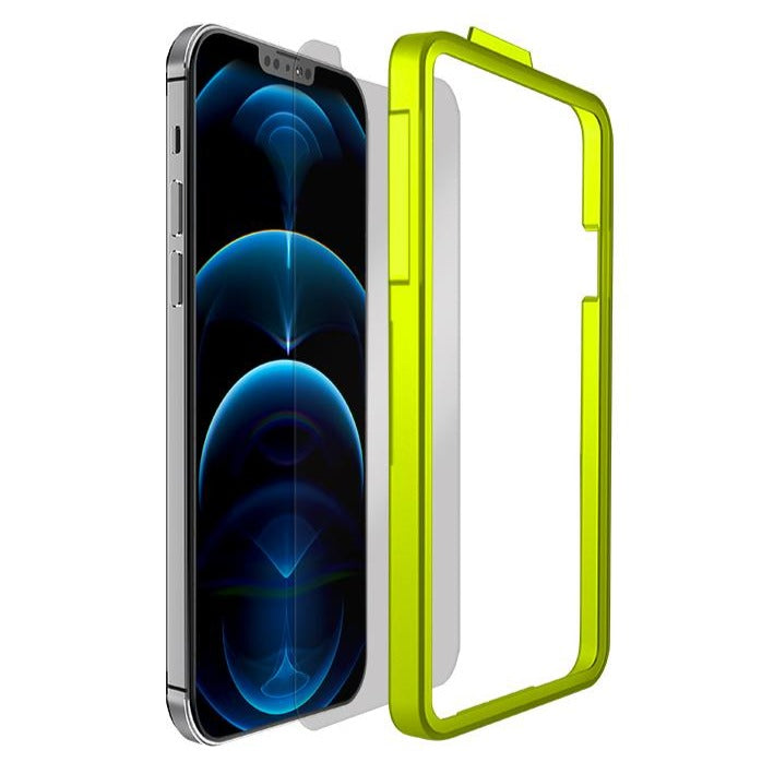 Fortress Tempered Glass Screen Protector for iPhone 12/12 Pro - $200 Protection