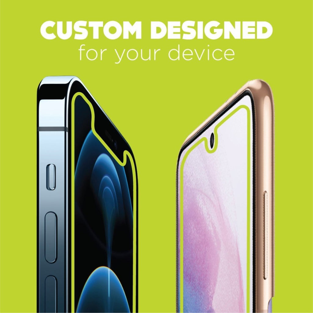 Fortress Contour Screen Protector for Samsung Galaxy S21 - $ 200 Protection